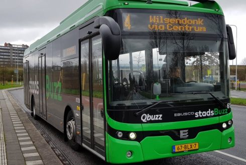 Electrische Bus Laadinfrastructuur