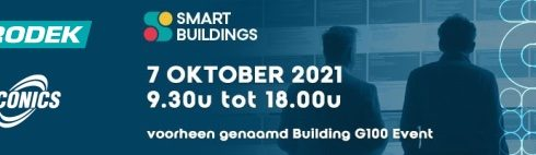 Smart Buildings Event - 7 oktober